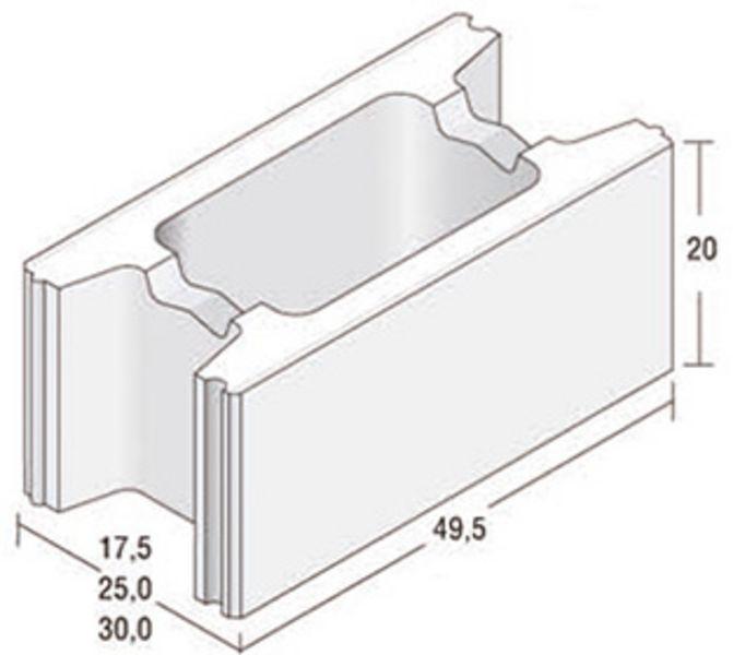 schalungsstein betonwerk pieper schwerbetonsteine filtersteine stufen bossen stufen. Black Bedroom Furniture Sets. Home Design Ideas